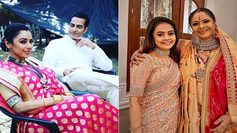 HIT OR FLOP? Anupamaa Tops, Saath Nibhaana Saathiya 2 On Third Spot, Taarak Mehta Ka Ooltah Chashmah Out Of Top 5 On TRP Chart