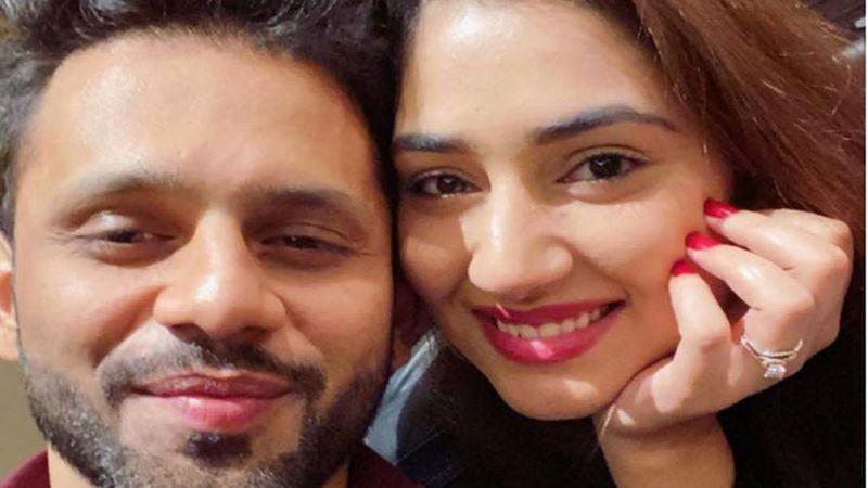 Bigg Boss 14: After Rahul Vaidya's Marriage Proposal, His GF Disha Parmar Pens A Cryptic Tweet Saying She Has Sent Her Reply