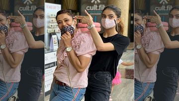 After Estranged Husband Abhinav Kohli Accuses Shweta Tiwari Of Distancing Him From His Son, Actress Posts Her Droolworthy Pics; Daughter Palak Tiwari Calls Her Queen