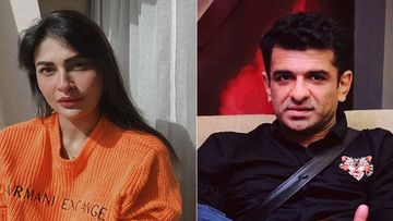 Bigg Boss 14: Pavitra Punia Erupts With Anger After Eijaz Khan Chooses Jasmin Bhasin; Calls Him Ehsaan Faramosh-WATCH