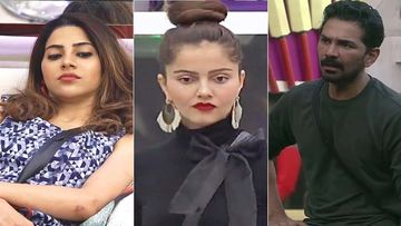 Bigg Boss 14: Nikki Tamboli Demands Rubina Dilaik To Shred Her Soft Toy During A Luxury Task, Husband Abhinav Shukla Loses His Cool