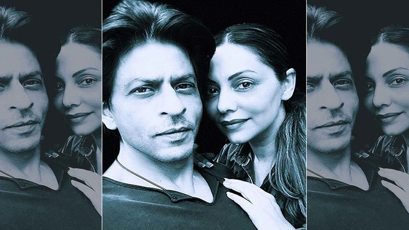 A Rare Picture Of Shah Rukh Khan With Wife Gauri Wearing Chooda Hits The Internet; Director Viveck Vaswani Says, 'Much Before Bollywood Wives'