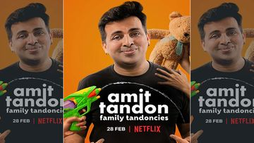 Stand-Up Comedian Amit Tandon To Tickle Your Funny Bone With 'Family Tandoncies'