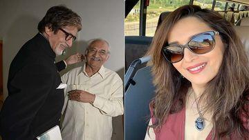 Makeup Artist Pandhari Juker No More, Amitabh Bachchan, Madhuri Dixit And Others Pay Their Condolences