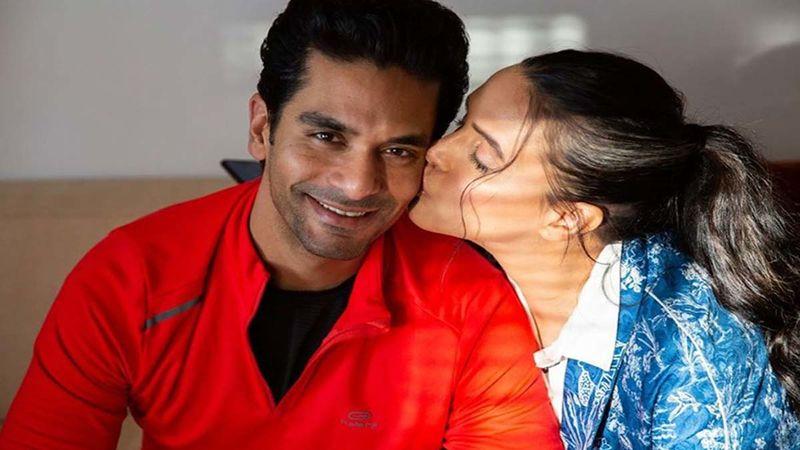 Neha Dhupia Thanks Hubby Angad Bedi For Yummy Wake-Up Kisses On His Birthday