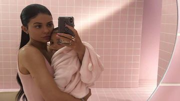 Stormi Refuses To Call Kylie Mommy, Says 'Hi Kylie' Again And Again And Again