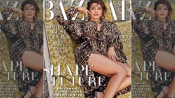 Priyanka Chopra Flaunts Her Curves In A Magazine Photoshoot And Our Summer Got Extra Hotter- See Pics