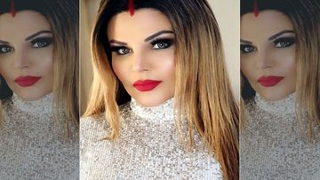 Rakhi Sawant Asks Sinners To Surrender To Almighty To Stay Safe From Coronavirus- Watch Video