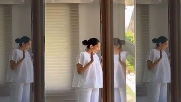 Is Sonam Kapoor Pregnant? THIS Video Of Her Talking To Her Mother In Law From Window Is Raising Eyebrows  - WATCH