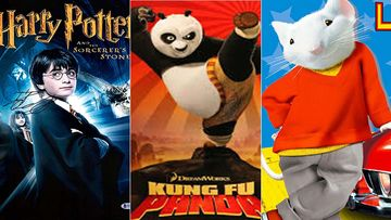 Harry Potter, Kung Fu Panda, Stuart Little, And Other Movies You Can Watch With Your Kids During Self-Quarantine