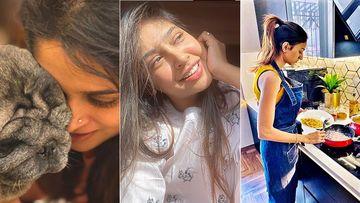 Most Candid Insta Clicks: TV Actresses Dipika Kakkar, Neeti Taylor And Erica Fernandes Nail It