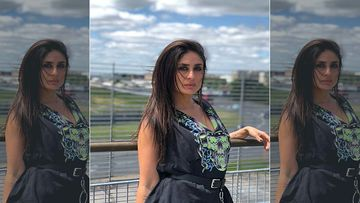 Kareena Kapoor Khan Drops A Picture On Instagram; It's 'Wednesday Whatever' But Sheer 'GUTS'