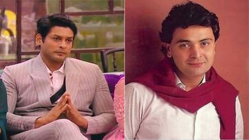Rishi Kapoor Death: Sidharth Shukla Deeply Sadenned, Says The Veteran Actor 'Filled Our Hearts And Screens With Much Love'
