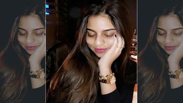 Suhana Khan Is A Sleeping Beauty And Looks Flawless In This Unseen Picture