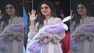 Shilpa Shetty Reveals Samisha Was Born After 5 Years Of Trying Out All Options To Get Pregnant And Suffering 'Several Miscarriages'
