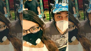 Siblings Shraddha Kapoor And Siddhanth Kapoor Go Grocery Shopping; Call It An 'Adventure'