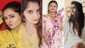 Rashami Desai Pouts In Her Insta Post, Gal Pals Arti Singh, Devoleena Bhattacharjee And Tejasswi Prakash Can't Stop Gushing Over Her