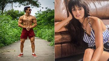 Tiger Shroff Dances To Justin Bieber's Single, Yummy, Disha Patani Pours Love And Claps In Adulation
