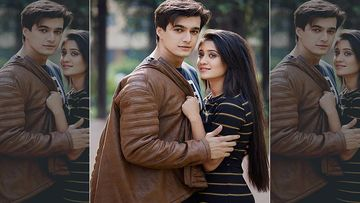Mohsin Khan Shares Romantic Dance Rehearsal Video With Shivangi Joshi And Fans Are Left Teary Eyed