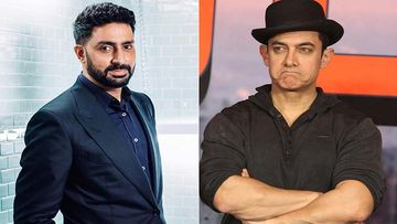 Abhishek Bachchan Has A Special Request For Perfectionist Aamir Khan- Read To Find Out
