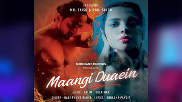 Tiktok Star Faisal Shaikh Aka Mr Faisu's Music Video Maangi Duaein Featuring Ruhii Singh Hits The Internet-WATCH