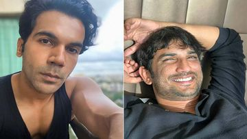 Rajkummar Rao Gushes Over His Kai Po Che Co-Star Sushant Singh Rajput's Performance In Dil Bechara, Calls Him 'Our Superstar'