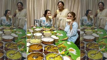 Happy Onam 2020: Malaika Arora Reunites With Her Family After Five Months To Relish A Mouth-Watering Feast