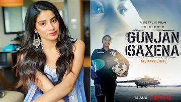 Gunjan Saxena The Kargil Girl From Being Janhvi Kapoor To Real Life War Hero Gunjan Saxena Actress Reveals Bts Story