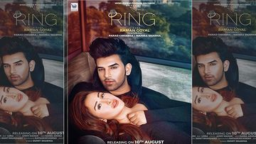 Mahira Sharma And Paras Chhabra Unveil The Release Date Of Their Music Video Titled Ring With A Brand New Poster