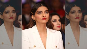 American Blogger Calls Sonam Kapoor 'Pure Product Of Nepotism'; Actress Says It's PAINFUL To Hear, 'Going Back To My Fab Life'