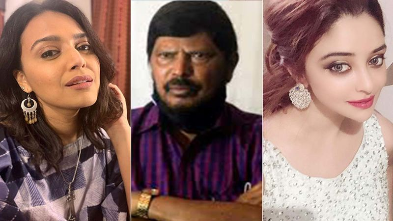 Swara Bhasker Reacts To Ramdas Athawale Supporting Payal Ghosh; Says It Would Have Been Better If He Would Have Stood By Hathras Gang Rape Victim