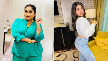 Bigg Boss 15: Afsana Khan On Tearing Akasa Singh's Shirt During A Task, Says, 'Teri B** Toh Uss Din Bhi Dikh Rahi Thi'
