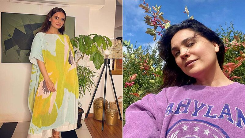 Dia Mirza Is All Praise For Lara Dutta's Response To A Question When She Was Crowned Miss Universe In 2000