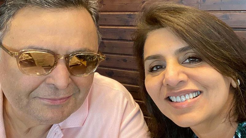 Neetu Kapoor Opens Up On How She Gathered Courage And Faced Camera After Her Husband Rishi Kapoor's Death