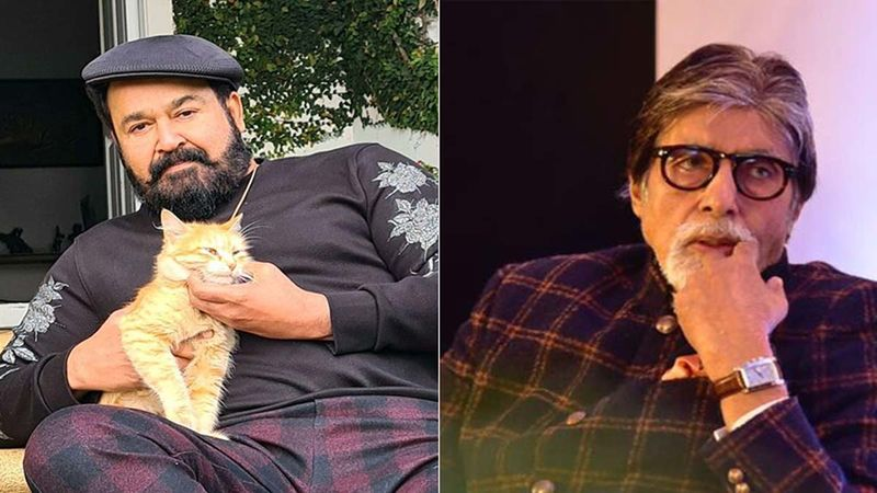 Malayalam Superstar Mohanlal Announces Directorial Debut With BARROZ, Amitabh Bachchan Wishes Him Luck