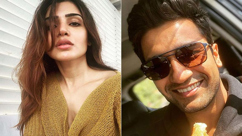 Samantha Akkineni Takes The Don't Rush Challenge With Her Choreographer Thanks To Vicky Kaushal; Adds Her Twist To It- Watch Video