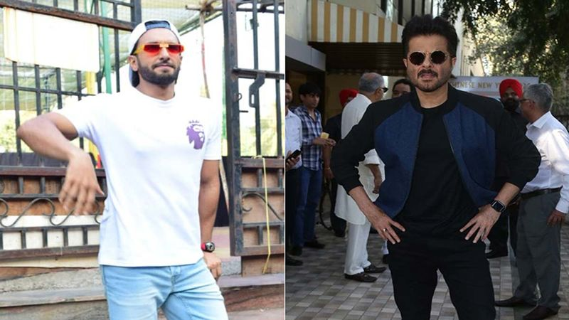 Ranveer Singh Reunites With His Dil Dhadakne Co-Star Anil Kapoor For A Project, Says, 'Can't Express The Gratitude' - PICS