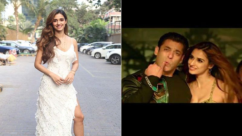 Radhe Your Most Wanted Bhai: Disha Patani Treats Fans With Unmissable BTS Video Of Song Seeti Maar; Shares A Glimpse Of How She Nailed Her Performance