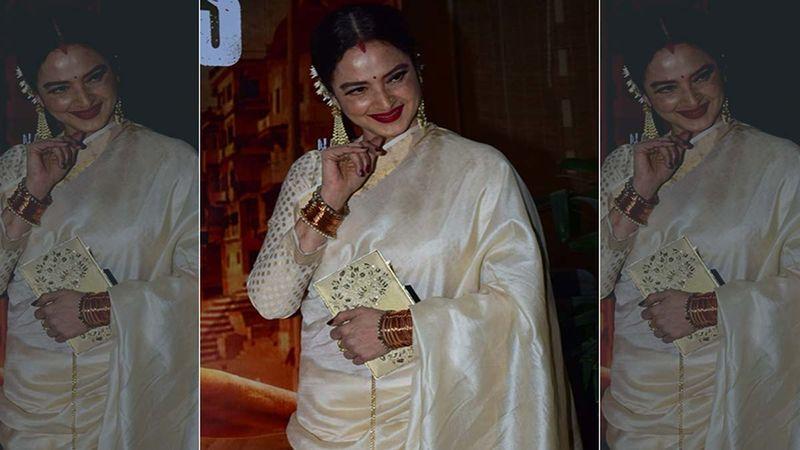 Indian Idol 12: Jay Bhanushali Asks If Anyone Has Ever Seen A Woman Fall For A Married Man: Veteran Actress Rekha Responds, 'Mujhse Puchiye Na' - VIDEO
