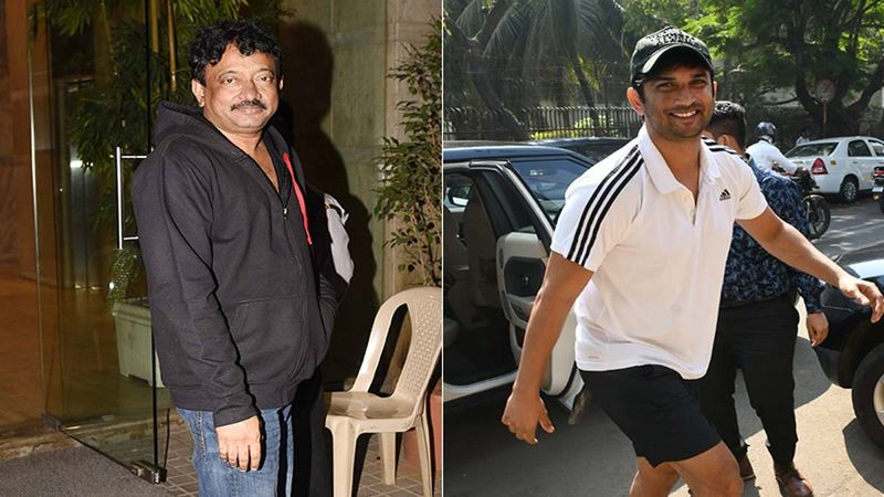 Ram Gopal Varma Hints At Making A Film On Sushant Singh Rajput's Death Case, Says, 'I Might Even Take It Up'