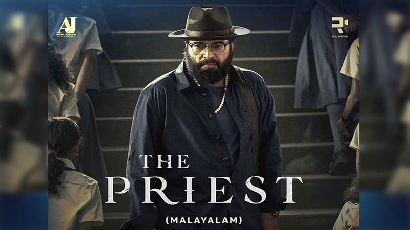 After Successful Theatrical Release Mammootty Starrer Horror-Suspense Drama - The Priest To Have Digital Premiere On Amazon Prime Video