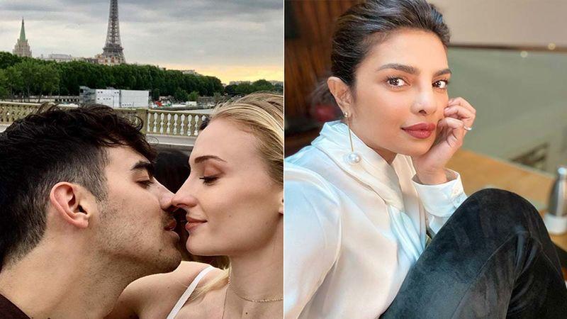 Sophie Turner Shares Unseen Pics From Wedding With Joe Jonas On Two Years Anniversary; Priyanka Chopra Sure Had A Blast
