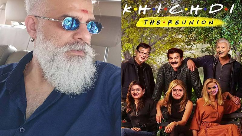 Khichdi Producer JD Majethia Adds A Funny Twist To The FRIENDS Reunion Poster; Check How Fans Have Reacted