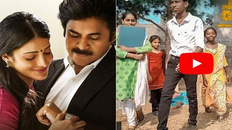 A Group Of Teenagers Recreate The Ultimate Fight Sequence From Pawan Kalyan's Vakeel Saab; Video Takes The Internet By Storm