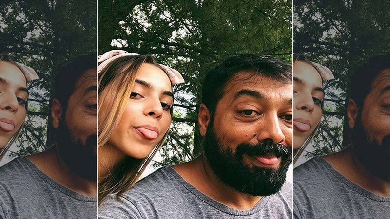 Filmmaker Anurag Kashyap Makes His First Appearance After His Angioplasty On His Daughter Aaliyah Kashyap's INSTA Stories