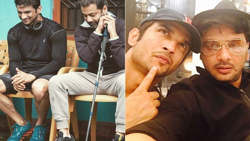 Sushant Singh Rajput First Death Anniversary: Abhishek Kapoor And Mukesh Chhabra Pen Heart Wrenching Notes Remembering The Late Actor