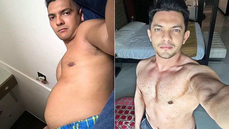 Indian Idol 12: Host Aditya Narayan Posts Before And After Pictures Of His Weight Loss Journey Post COVID-19