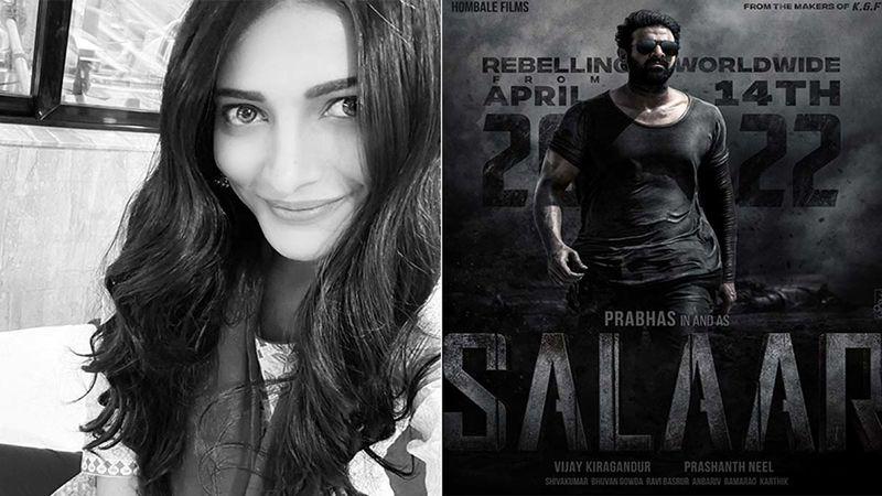 After The Success Of Krack, Shruti Haasan Prepares For Prabhas' Starrer Salaar