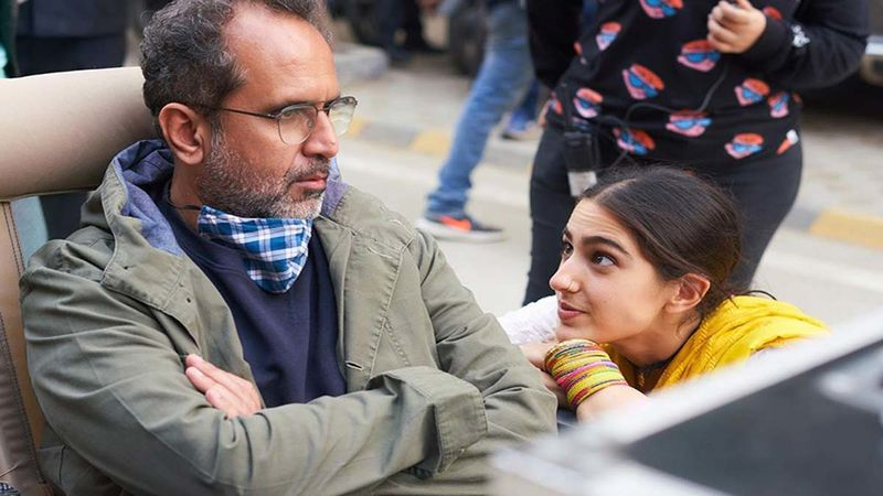 Sara Ali Khan Is Missing Her Atrangi Re Director Aanand L Rai; Pens A Birthday Note For The Filmmaker