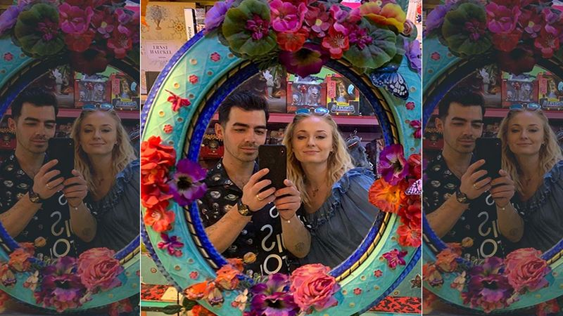 Sophie Turner And Joe Jonas Complete 2 Years Of Married Bliss, Treat Fans With Throwback Pictures From Their Dreamy Wedding In France